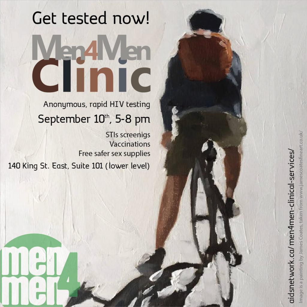 September's Clinic Poster